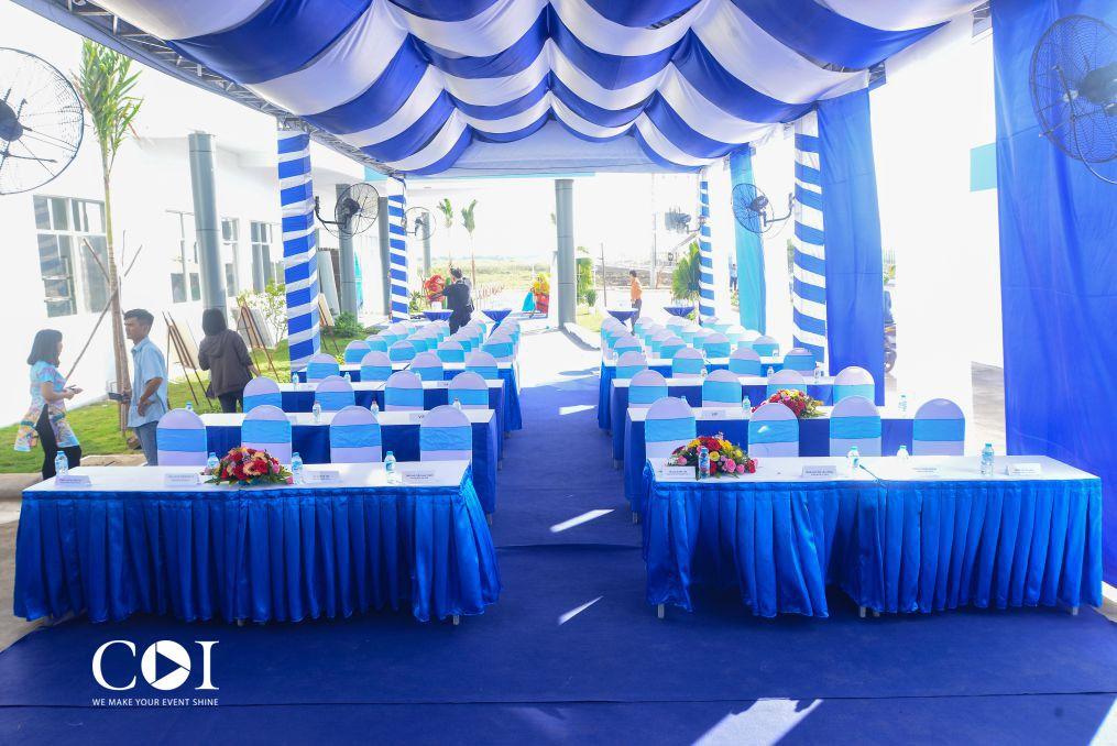 Cho thuê bàn ghế sự kiện tại TPHCM 1
