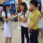 Tổ chức hoạt động Sampling chuyên nghiệp