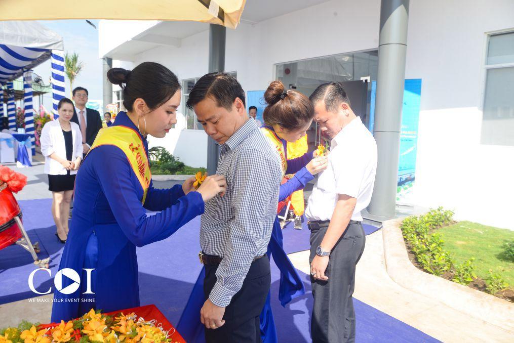 Lễ Khởi Công Dongjil Global