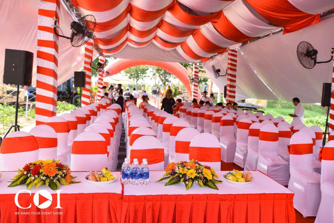Cho thuê bàn ghế sự kiện tại TPHCM 3