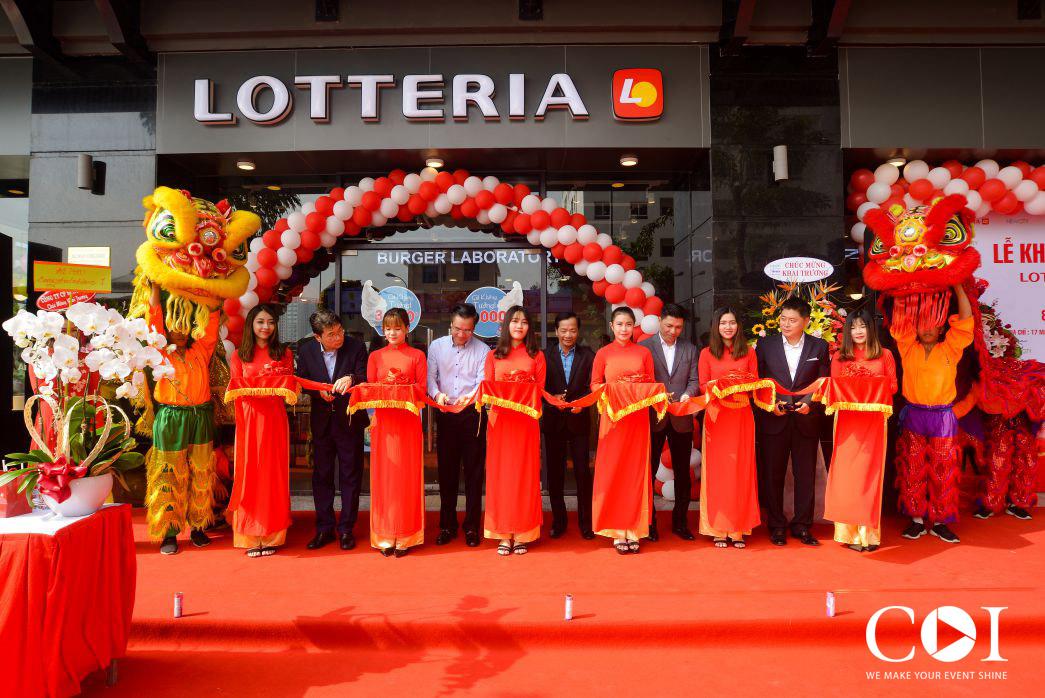 Khai Trương Lotteria